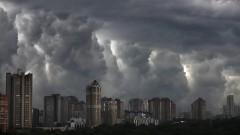 300 отменени полета от Москва заради наводнение