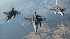 Изтребители от Турция, Румъния и България прехванаха руски военен самолет