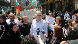 Слави Трифонов се отказа от субсидията за кампания