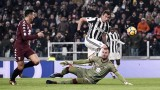 Ювентус е последният полуфиналист за Купата на Италия
