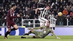 Ювентус е господар на Торино и полуфиналист за Копа Италия