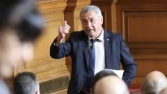Валери Симеонов: Исканията на протестиращите са кухи