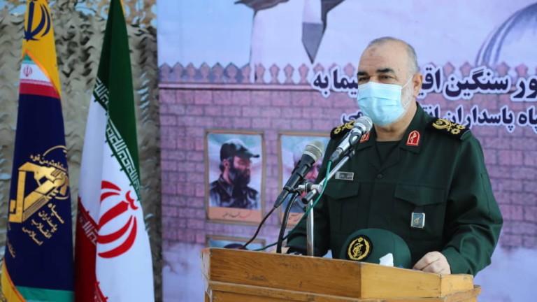 Иран размаха пръст на САЩ