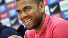 Дани Алвеш изригна: Трябваше да бием Мадрид със 100:0