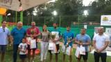 "Красен Кралев награди победителите на тенис турнира ""Про-Ам"""