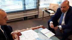 Борисов запозна шефа на ЕБВР с коридорите 4, 8 и 10
