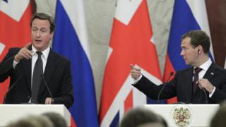 Русия и Лондон не се договориха за спецслужбите