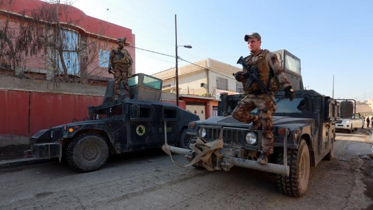 """""""Ислямска държава"""" губи Мосул до 3 месеца"""