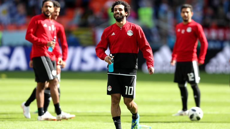 Мохамед Салах подписа нов договор с Ливърпул