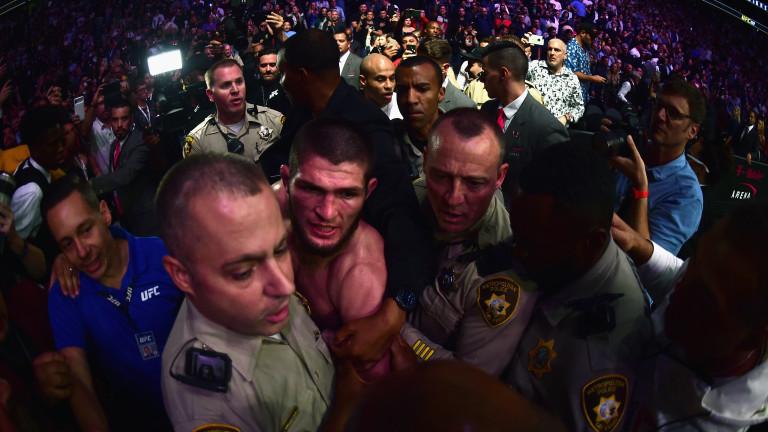 Хабиб заплаши, че ще напусне UFC