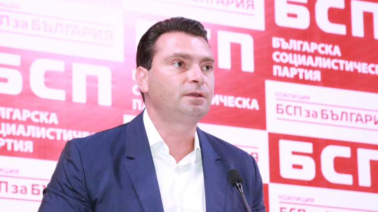 София е особен град, заяви лидерът на БСП - София