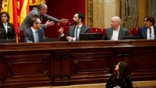 Парламентът на Каталуния се опълчи на Испания с предложение за независимост