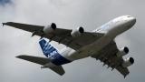 Airbus продава самолети за 17 млрд. долара на Китай