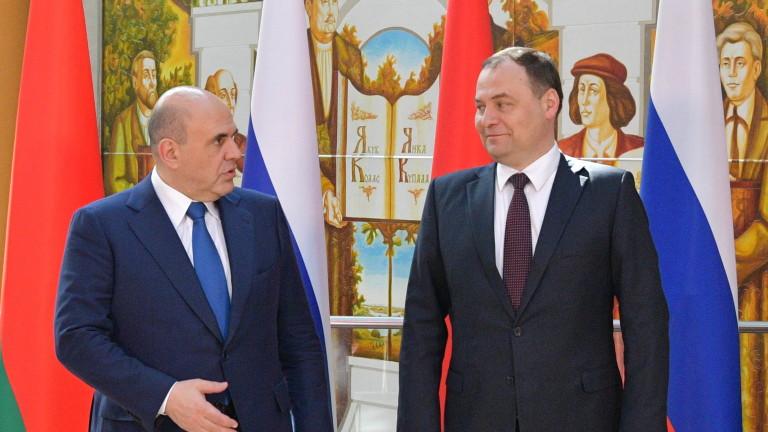 Беларус разчита на Русия за подкрепа срещу изолацията на ЕС