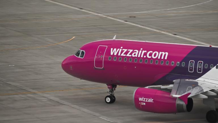 Wizz Air пуска 6 нови маршрута от Варна