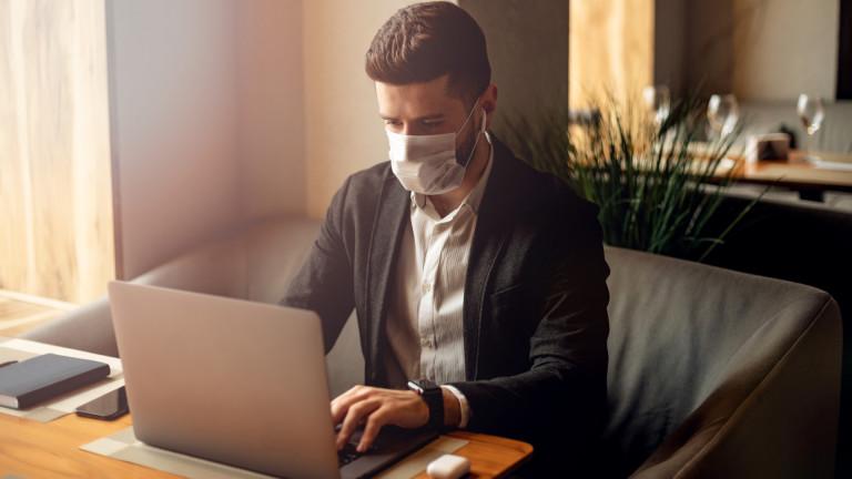 Когато бизнесът процъфтява, дори по време на коронавирус
