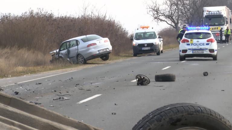 Шофьор загина при катастрофа по пътя Видин - Монтана