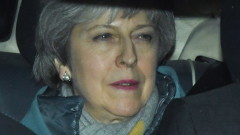 Мей предупреди депутатите за дълго отлагане на Брекзит