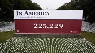 Коронавирус: САЩ отчетоха близо 500 000 новозаразени за 7 дни