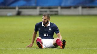 Карим Бензема поздрави Франция за световната титла