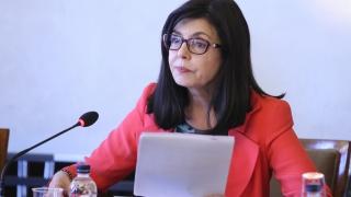 Кунева иска новото НС първо да приеме антикорупционния закон