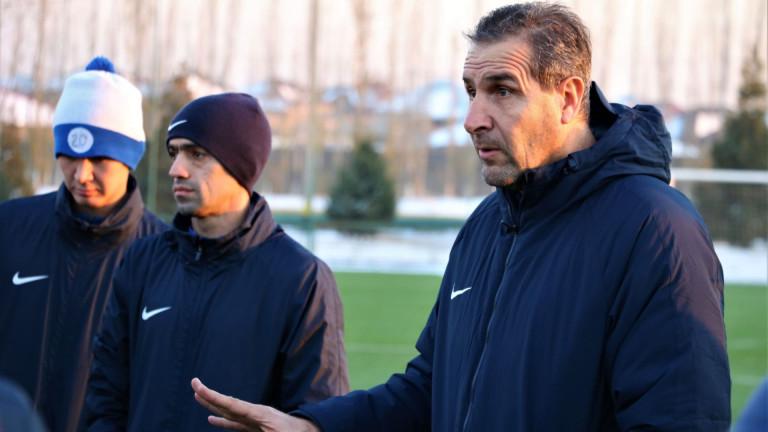 Херо вече не е треньор на Иртиш, завръща ли се в България?