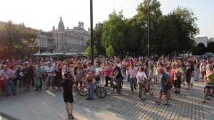 Септември 2016 г. - русенци пак протестират срещу замърсяването на въздуха в града
