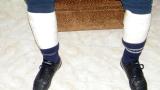 Шест години затвор за сърбина с хероиновите чорапи