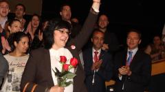 """Нинова води делегация на БСП в Москва на конгреса на """"Единна Русия"""""""