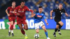 Наполи победи Ливърпул с 2:0 след късни голове на Мертенс и Йоренте