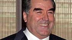 Със 79.3% преизбраха Емомали Рахмонов за президент на Таджикистан
