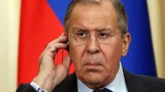 Лавров иска Русия, Турция и Иран да изчистят Сирия от терористи