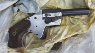 Канабис, незаконно оръжие, боеприпаси и тротил иззеха полицаи в Дупница