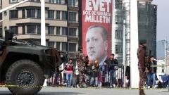 Духът на фашизма залива улиците на Европа, убеждава Ердоган