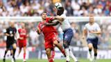 Тотнъм взе лондонското дерби срещу Фулъм, Евертън надви Саутхемптън