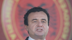Албин Курти е новият премиер на Косово