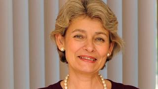 Бавят кандидатурата на Ирина Бокова за шеф на ООН