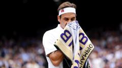 Роджър Федерер: Аз съм като всички останали, сменял съм дори памперси