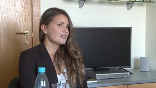 Йоана Петрова пред Topsport.bg: Шансовете ни за Рио са реални (ВИДЕО)
