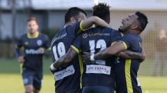 Лудогорец загря за подновяването на Първа лига с класическа победа