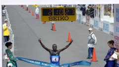 Кенийци нахлуват в Ню Йорк за маратона