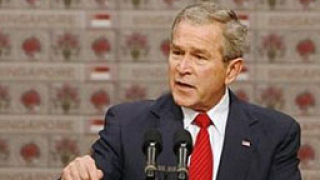 Буш поиска $3.2 млрд. за Афганистан и Ирак