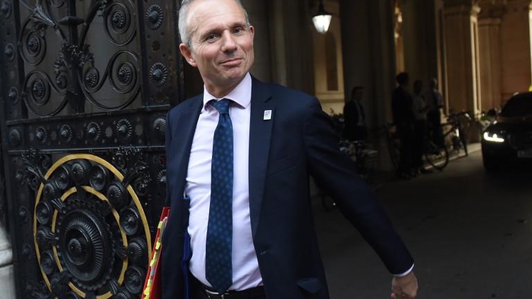 Премиерският пост не блазнел Дейвид Лидингтън