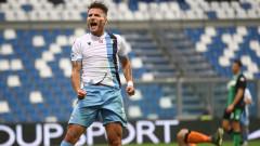 """Късна драма утвърди Лацио на третото място в Серия """"А"""""""