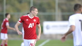 ЦСКА при Бруно: 11 мача, само 3 допуснати попадения и голова разлика +20