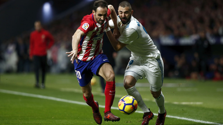 Хуанфран получава предложение за нов договор от Атлетико за 35-ия си рожден ден