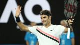 Роджър Федерер премина експресно през Аляз Бедене в Австралия