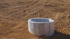 """Проверяват законно ли се излива бетон на плаж """"Кабакум"""" във Варна"""