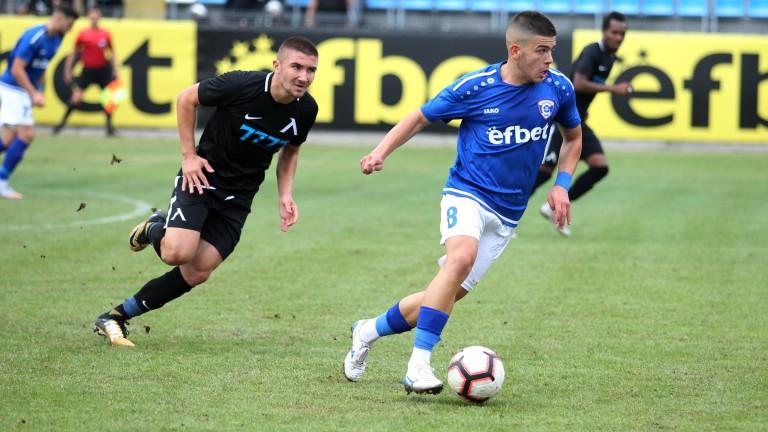 Левски ще се изправи срещу Септември за Купата на БФС