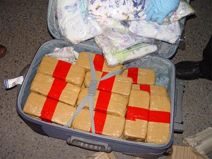 "34 кг хероин откриха в такси в ""Люлин"""
